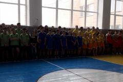 Відбулось районне патріотично-козацьке спортивне свято учнівської молоді «Гартуйся та перемагай»