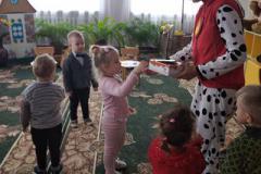 Заклади дошкільної освіти Монастирищини долучилися до ІІІ Всеукраїнського заняття доброти «Гуманне та відповідальне ставлення до тварин»