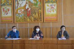 Відбулася нарада вчителів предмету «Захист України»
