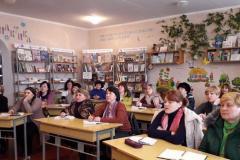 Відбулась інструктивна нарада шкільних бібліотекарів