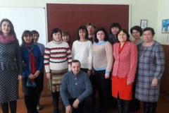 Відбувся районний семінар учителів основ здоров'я