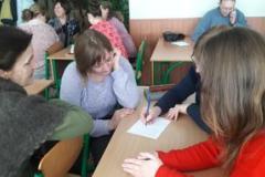 Відбулося засідання районного методичного об'єднання вчителів математики