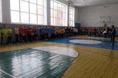 Відбулися районні змагання з баскетболу