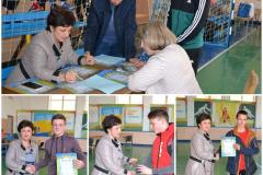 Відбулися районні змагання з настільного тенісу, шахів, шашок