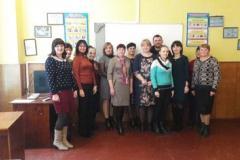 Відбувся практичний семінар вчителів математики