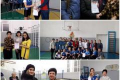 Результати змагань з волейболу серед юнаків та дівчат  в рамках районної спартакіади школярів 2019-2020 навчального року.
