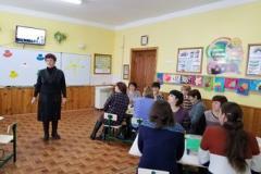 Відбувся семінар-практикум учителів 4 класів