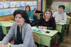 Відкритий діалог з вчителями початкових класів