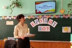 Семінар-тренінг для вчителів 2 класів