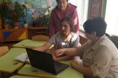 Засідання педагогічної STEM-спільноти вчителів Монастирищенської громади