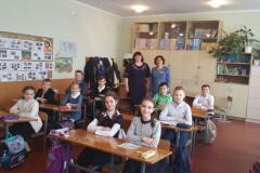 Монастирищенським  районним методичним кабінетом організовано та проведено моніторинг знань четвертокласників