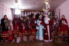 Обласний фестиваль  «Щедрівочка щедрувала»
