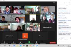 Інтернет-конференція для вчителів 3 класів