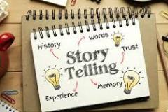 Сторітелінг – мистецтво створювати історії