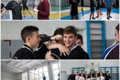 Результати змагань з волейболу серед юнаків та дівчат  в рамках районної спартакіади школярів 2018-2019 навчального року