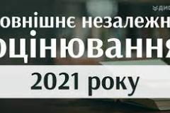 Порядок реєстрації на ЗНО випускників 2021 року