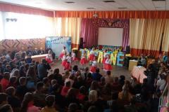 Напередодні  Дня захисника  України  відбулася  зустріч  всіх  поколінь учасників  різних  бойових  дій