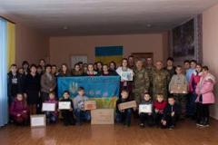 Першими у районі приєднались до Всеукраїнської акції