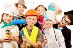 Креативний конкурс   « Світ професій: дитячими очима»