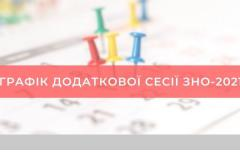 Додаткова сесія ЗНО розпочнеться 29 червня