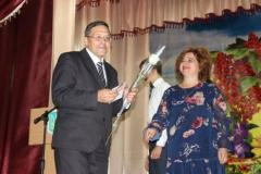 Відбулося районне свято, приурочене Дню працівників освіти