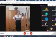Вебінар «Рік в онлайні: обмін досвідом роботи» для вчителів                української мови і літератури громади