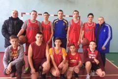 Відбулися зональні змагання з баскетболу