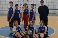 Відбулись зональні змагання з волейболу
