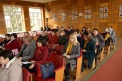 Проведено нараду медичних працівників освітніх закладів та керівників ЗЗСО району