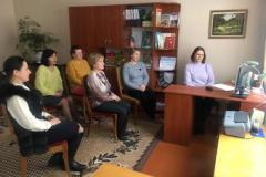 Педагоги міських ЗДО взяли  участь у заходах, присвячених процесам освітньої  реформи в Україні