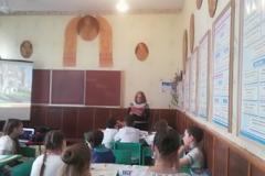 Відбувся районний семінар учителів української мови і літератури