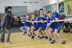 Відбувся І (районний) етап Всеукраїнської дитячо-юнацької військово-патріотичної гри «Сокіл» («Джура»)