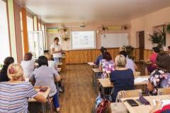 Відбувся семінар-практикум  вчителів мистецтва