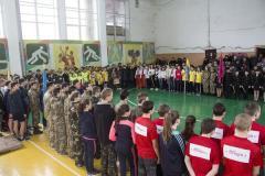 Відбулося районне  спортивне свято «Козацькі забави»