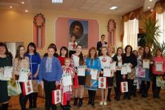 Відбувся фінальний етап Міжнародного мовно-літературного конкурсу учнівської та студентської молоді імені Тараса Шевченка.