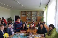 Завершилась третя заключна сесія навчання вчителів початкових класів